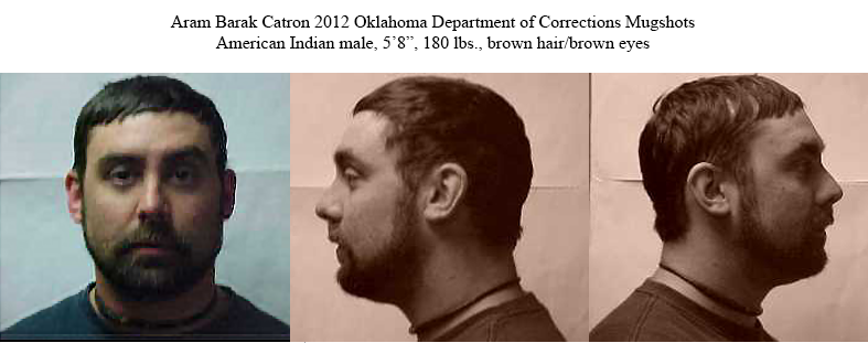 Aram Barak Catron Department of Corrections