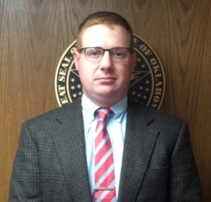 Photo of Will Cosner, ADA for District 27