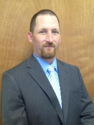 Photo of Josh King, First Assistant District Attorney for District 27