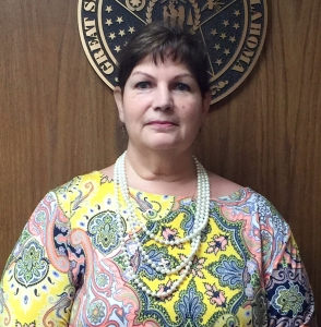 Photo of Stacey Slaughter, Managing ADA of Sequoyah County